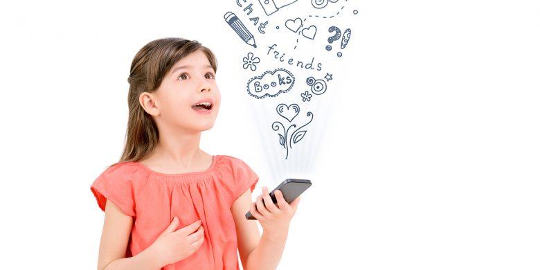 Sisi Positif Gadget Untuk Anak